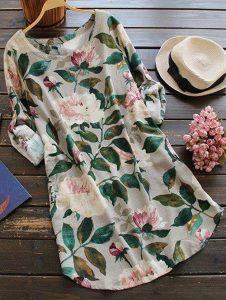Vestidos Floredos