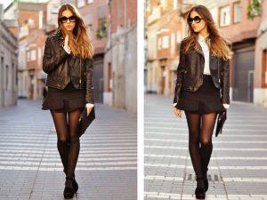Outfits con Faldas