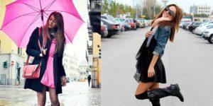 Días lluviosos? Aquí algunos Tips para vestirte
