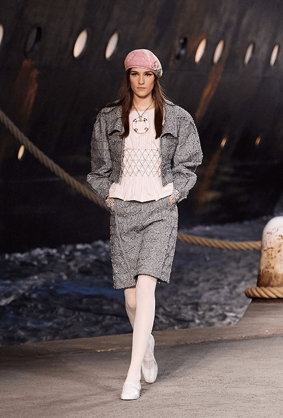 Colecciones Crucero/2019 Chanel