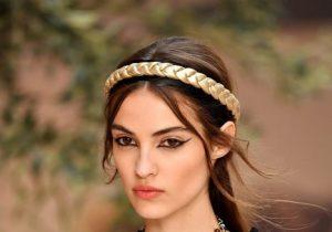 20 Increíbles estilos con diademas para darle más glamour a tu peinado