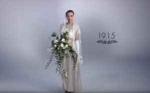 100 Años de vestidos de novia: ¿en qué década te hubiera gustado casarte?