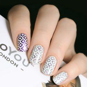 15 Diseños de 'nail art' que son perfectos para uñas cortas