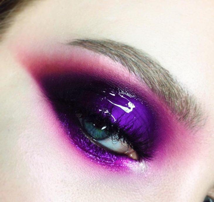 Glossy Eyes la nueva tendencia de maquillaje de Instagram