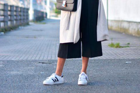 Palazzos cortos: la tendencia que llena de 'glamour' a tus tobillos