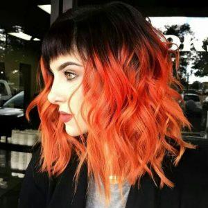15 Imágenes que demuestran porqué el pelirrojo mandarina será el color tendencia de este otoño