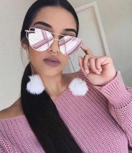 Lo último en tendencia de lentes de sol 2018