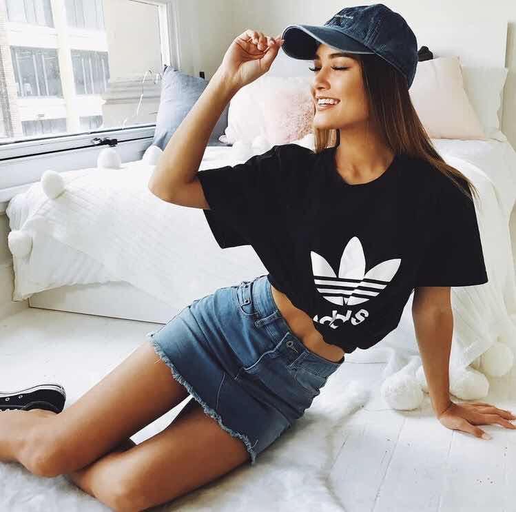Looks con Camiseta para Lucir a la Moda
