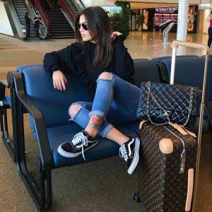 Outfits para Viajar de Moda para lucir Hermosa y con Estilo