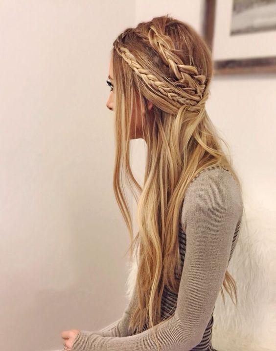 peinados boho 8