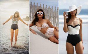 5 Estilos para traje de baño que te favorecerán según tu tipo de cuerpo