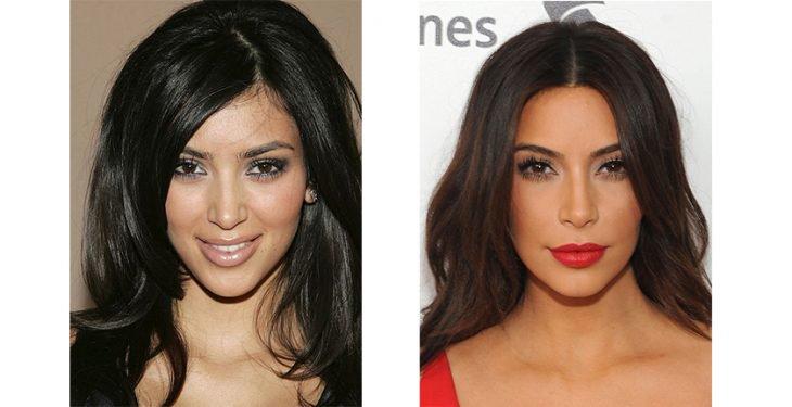 Así es como han cambiado las Kardashian en 10 años