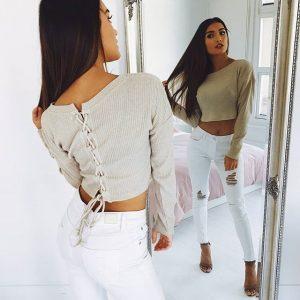 Outfits Casuales con Jeans que te Encantarán (2019)