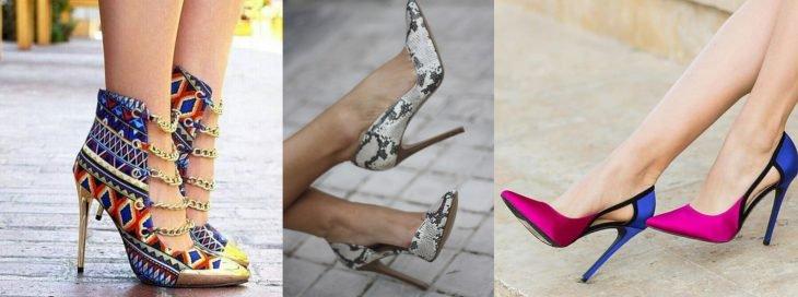 Tipos de stilettos que existen