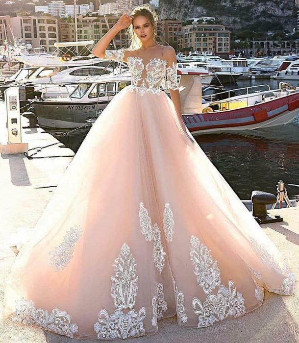 15 Vestidos de novia que te ayudarán a elegir tu modelo soñado