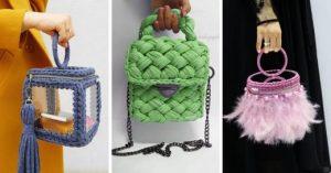 Alerta tendencia: estos bolsos tejidos son el nuevo básico para tu outfit de primavera