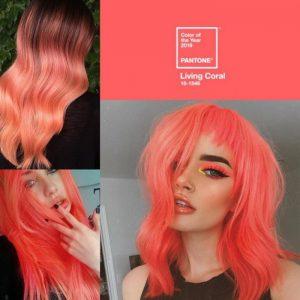 'Living coral' es el color que Pantone elige para el 2019 y es encantador