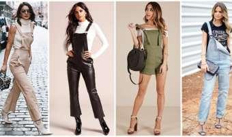 Ideas de Outfit con Overol para lucir con Estilo esta Temporada