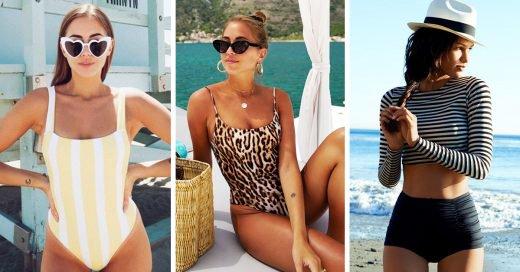 Estilos de traje de baño que serán la mezcla perfecta entre moda y playa esta primavera