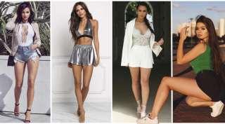 Outfits con Minifaldas de Moda