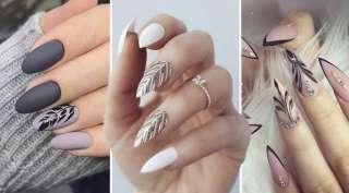 Fantásticos Diseños de Uñas en Tendencia (2019)