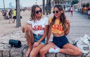 Outfits con Camisetas para Lucir Guapa y a la Moda
