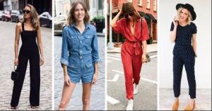 15 Jumpsuits que definitivamente necesitas esta primavera