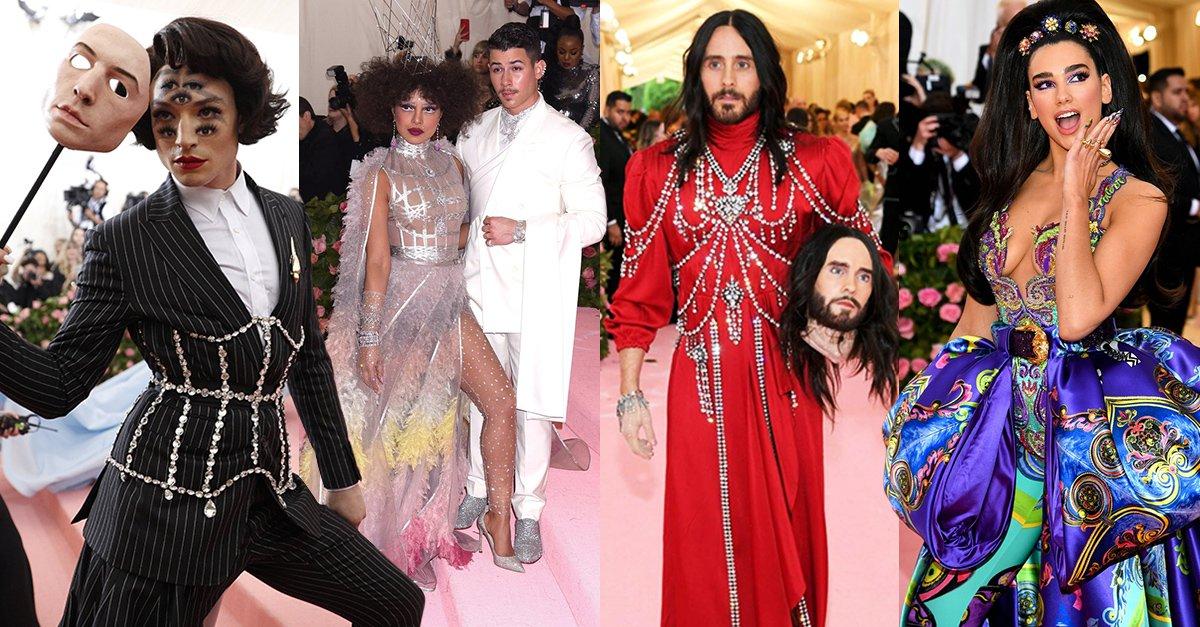 En este momento estás viendo Estos fueron los mejores y peores vestidos de la MET Gala