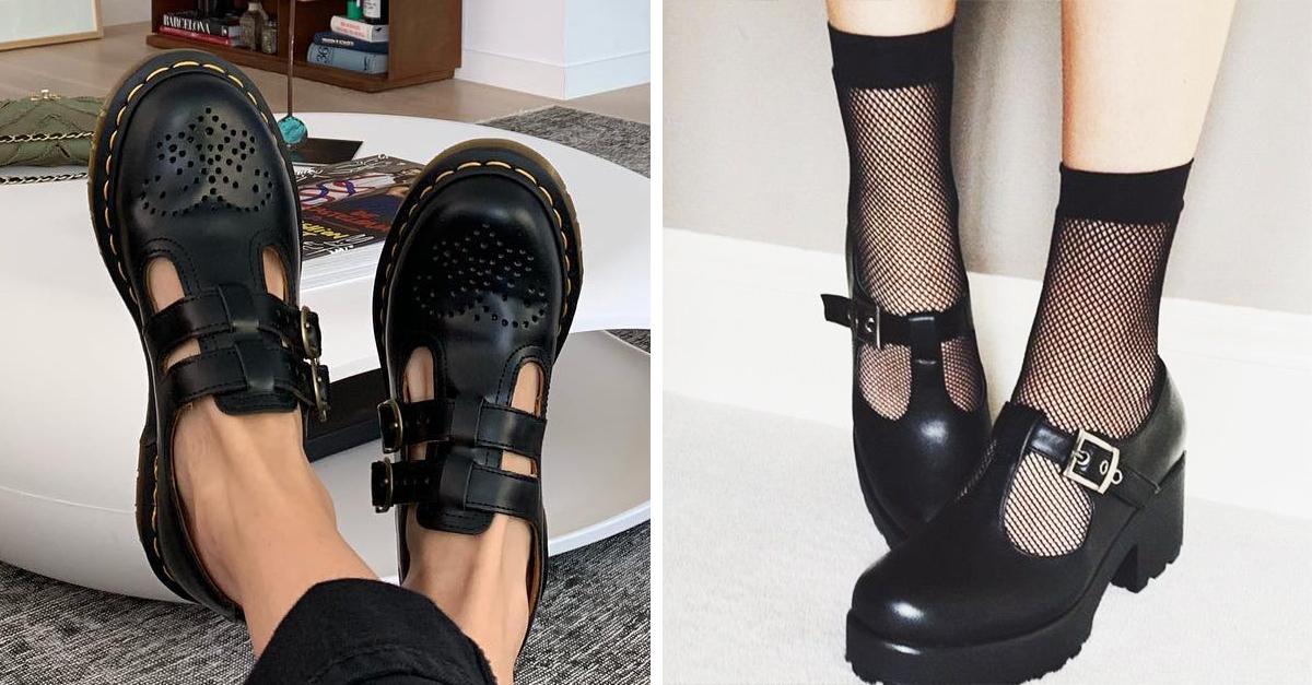 10 Diseños de zapatos tipo escolar serán tendencia