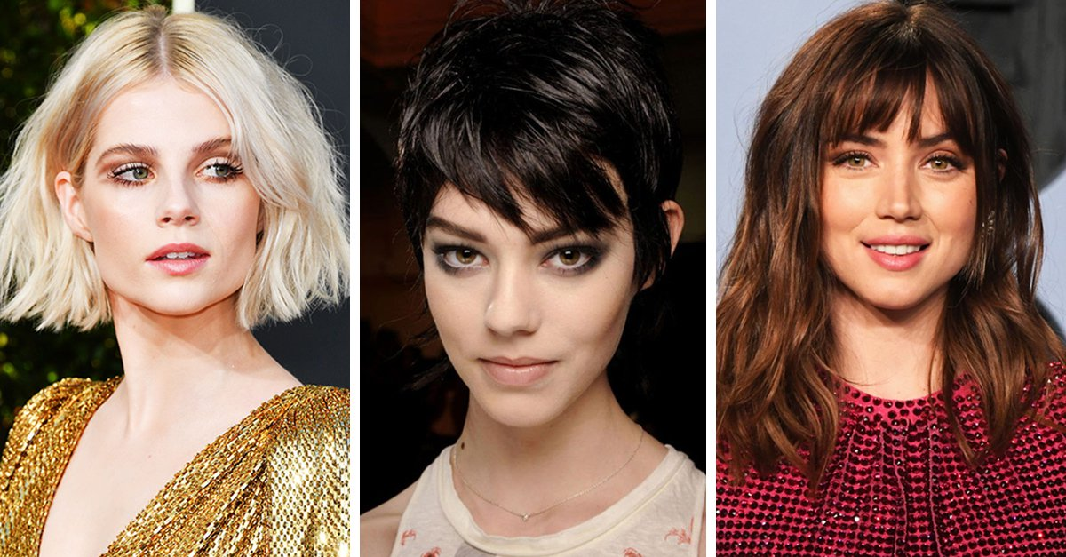 13 Cortes de cabello que puedes hacerte este verano2019