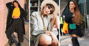 15 Famosas que se apoderaron de la tendencia 'oversized'