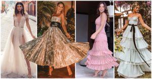 47+ Vestidos Largos de Moda para lucir Elegante y con Estilo (2019)