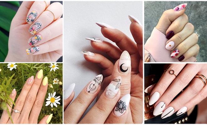 57+ Diseños de Uñas para Chicas súper Coquetos y Lindos (2019)