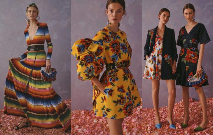 Wes Gordon, director creativo de Carolina Herrera crea colección de ropa inspirada en el folklore mexicano