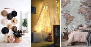 Lindas ideas para renovar tu cuarto sin gastar una fortuna