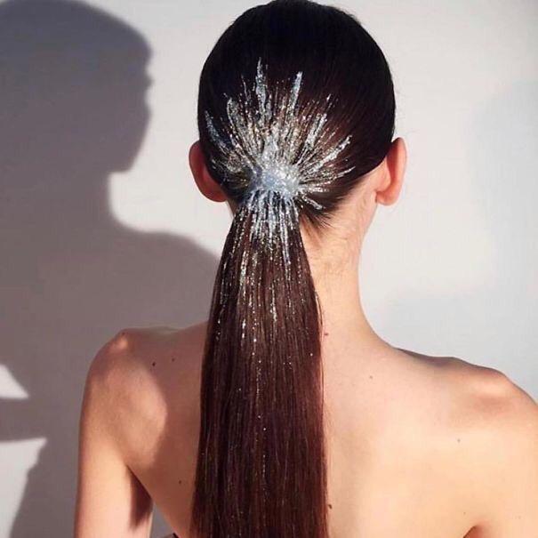 peinados recogidos 2019
