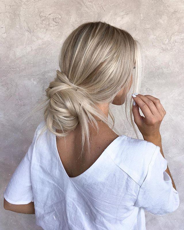 noticiastu peinados recogidos de moda 2019