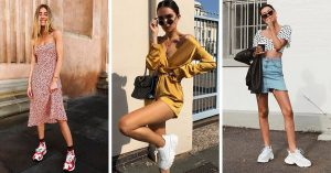 15 outfits casuales que puedes usar con tus ugly sneakers