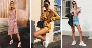 Lee más sobre el artículo 15 outfits casuales que puedes usar con tus ugly sneakers