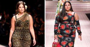 Dolce & Gabbana se reinventa e incluye tallas grandes