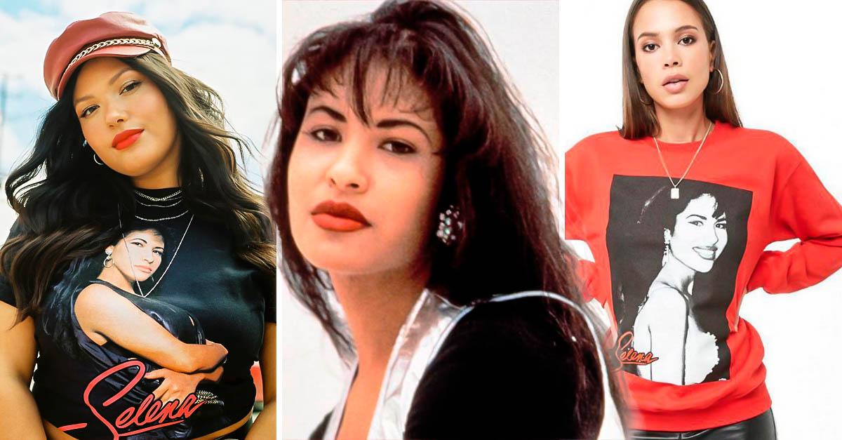 Forever 21 lanza colección inspirada en Selena Quintanilla