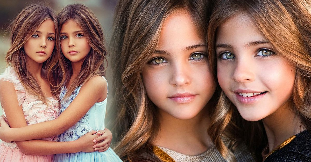 Las gemelas más bonitas que cautivaron a todos en Instagram