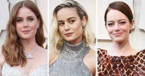 Peinados que vimos en los Óscares y serán tendencia en 2019