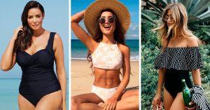 Tipos de bikini que te favorecen más según tu tipo de cuerpo