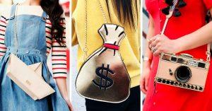 Bolsa que le darán personalidad y un toque lindo a tu outfit