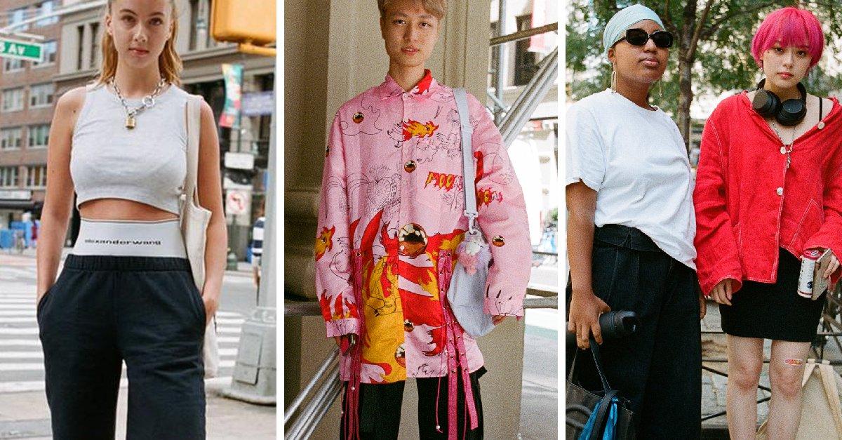 Estudiantes muestran looks fashion en primer día de clases