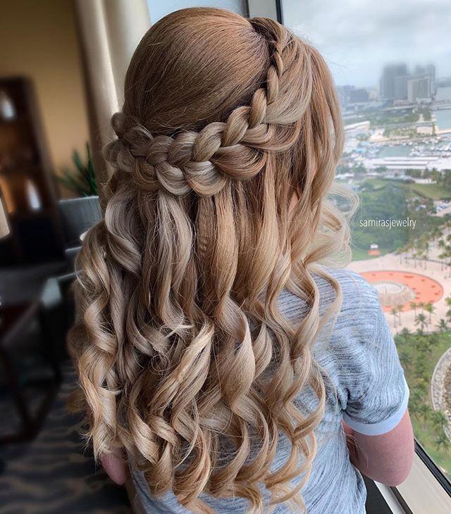 Creativo peinados pelo largo suelto Imagen De Tendencias De Color De Pelo - 49 Peinados con Trenzas de Moda para Chicas de Cabello ...