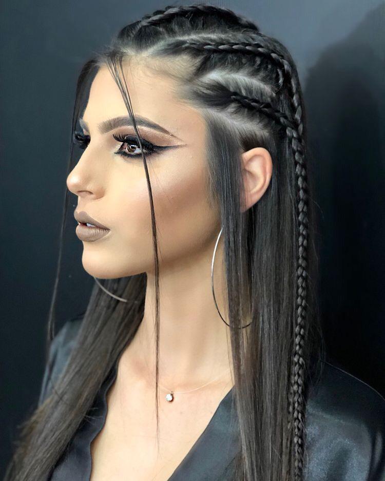Rápido y fácil peinados de chicas Galería de cortes de pelo Consejos - 49 Peinados con Trenzas de Moda para Chicas de Cabello ...