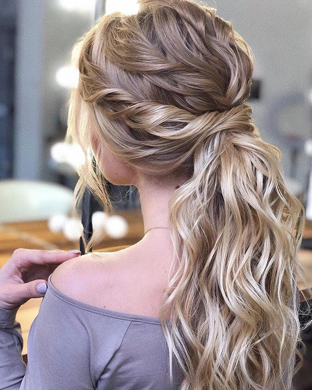 Oportunidades impresionantes peinados niño pelo largo Galería de ideas de coloración del cabello - 49 Peinados con Trenzas de Moda para Chicas de Cabello ...