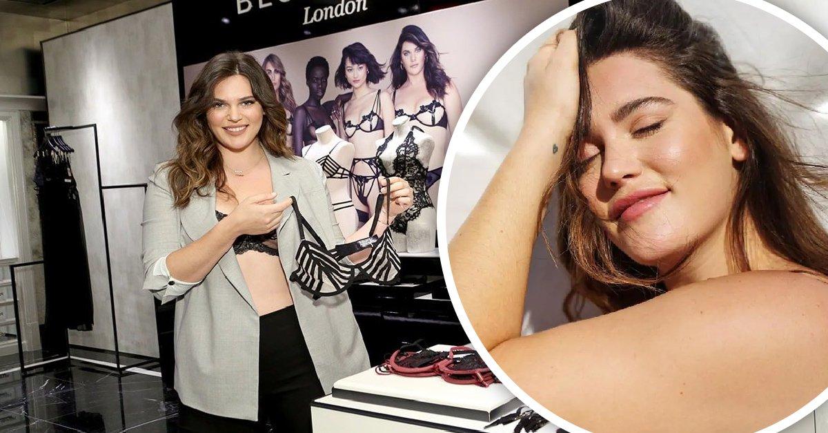 Victoria's Secret ya tiene su primera modelo de talla 14